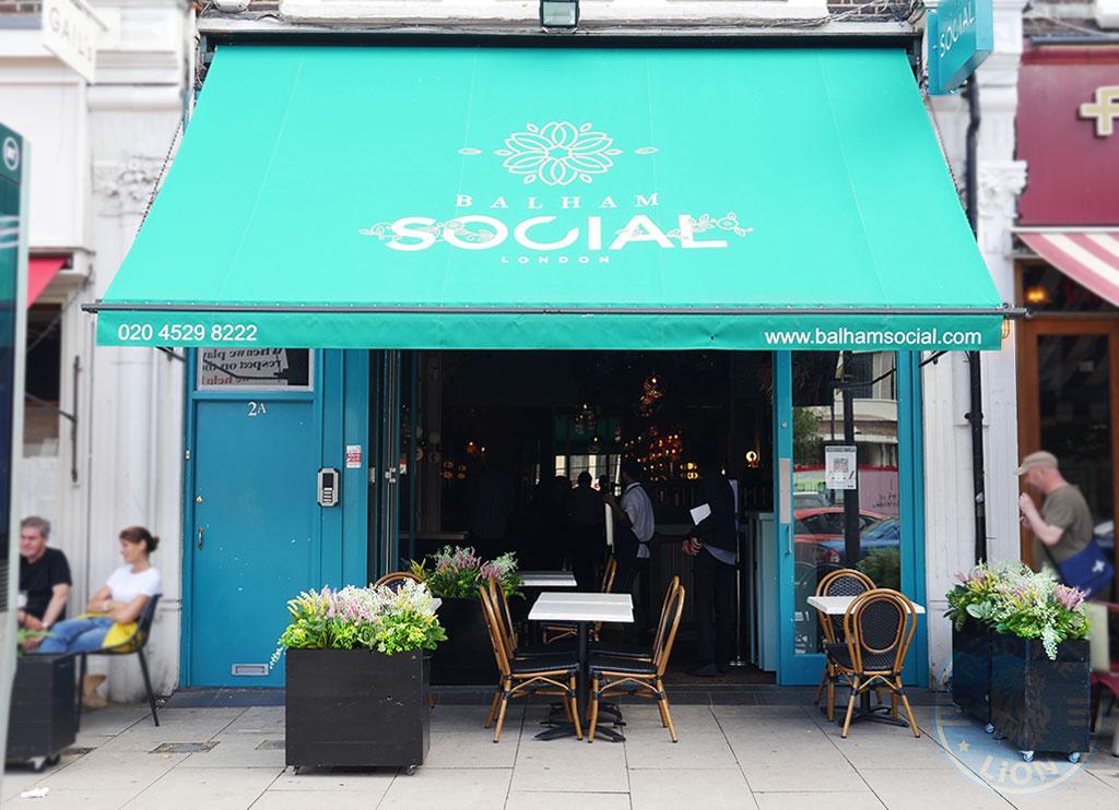 Balham Social London Halal Indian restaurant