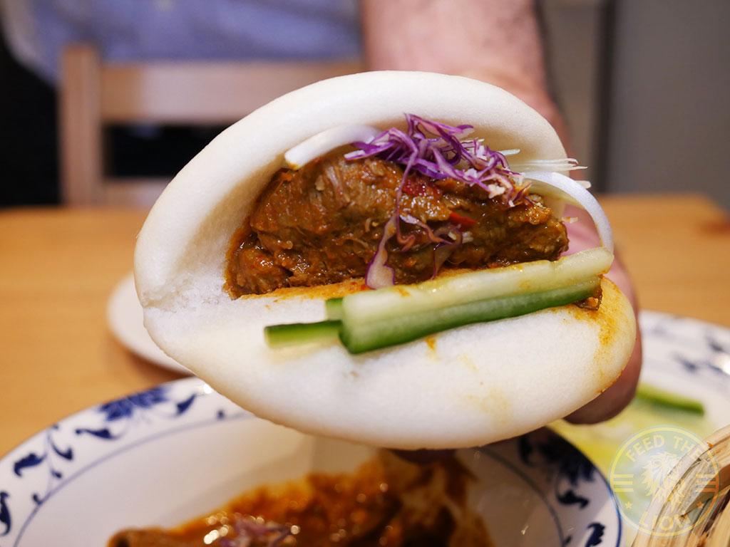 Malaysian Dim Sum Bao Noodles Halal Restaurant Paddington London