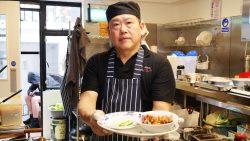 chef aysian Dim Sum Bao Noodles Halal restaurant Paddington, London