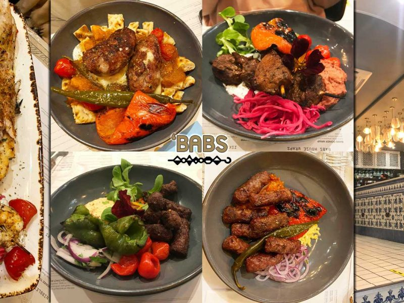 Babs Glasgow Mediterranean Turkish