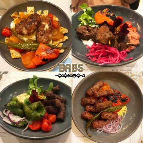Babs Glasgow Mediterranean Turkish