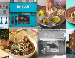 Babuji Indian Kentish-Town London Halal