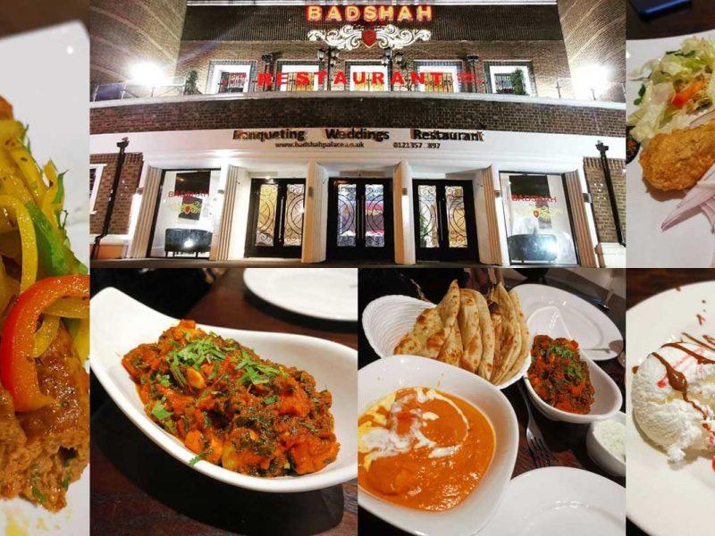 Badshah Restaurant Birmingham Indian Curry