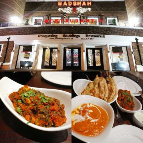 Badshah Restaurant Birmingham Indian Curry