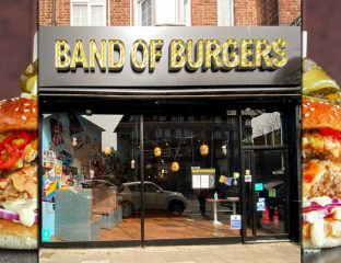Band of Burgers Halal Southgate London