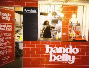 Bando Belly Peckham Levels London