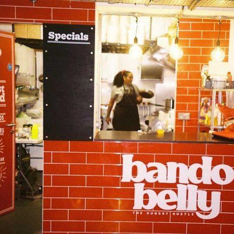 Bando Belly Peckham Levels London