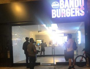 Bando Burgers East Acton London