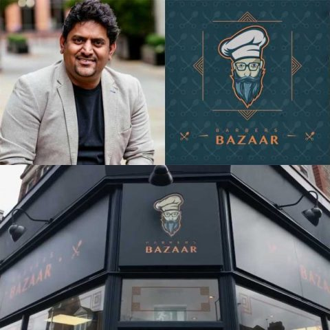 Chef Abdul Yaseen Barbers Bazaar Indian Crouch End London