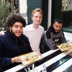 Maison Bab Le Bab Big Zuu Kebab Covent Garden Halal London restaurant pentire