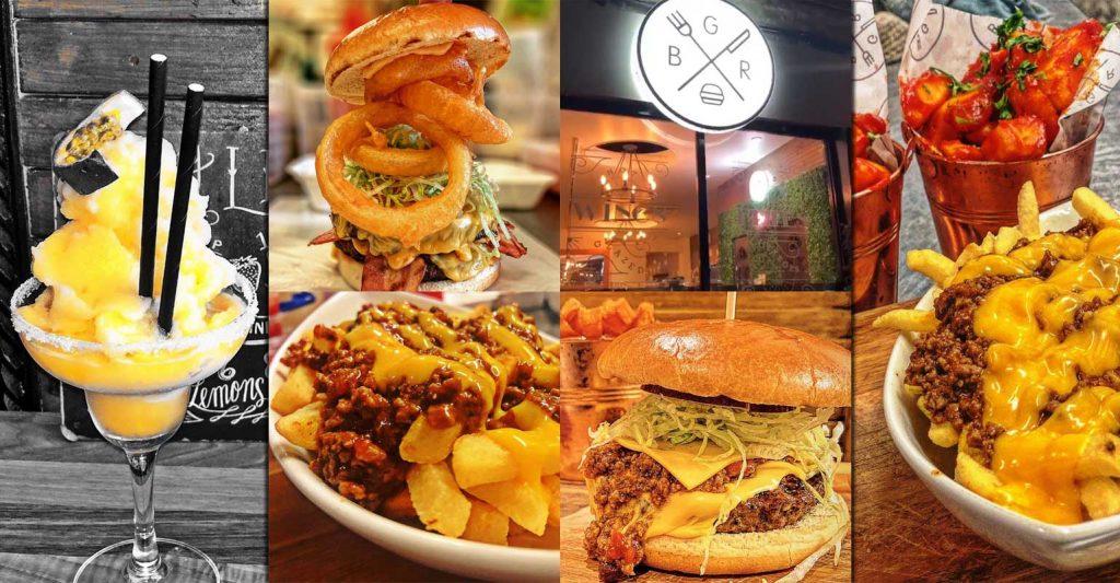 BGR Gants Hill London Restaurant