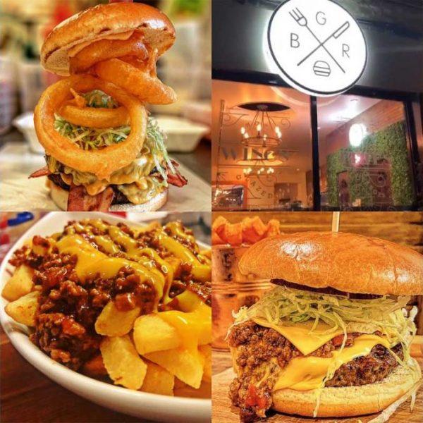 BGR.London Gants Hill London Restaurant