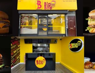 Big Bite McDonald's Ilford Halal London