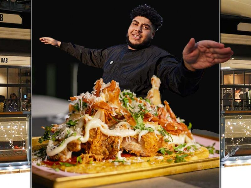 Big Zuu Le Bab Maison London Kebab