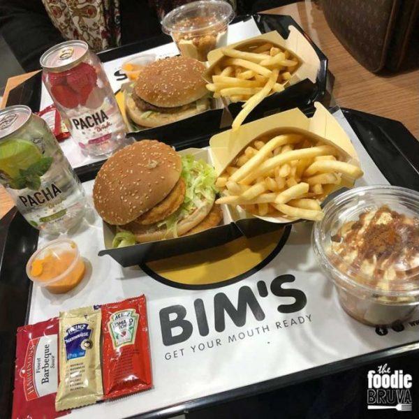 Bim's Burgers McDonald's Ilford