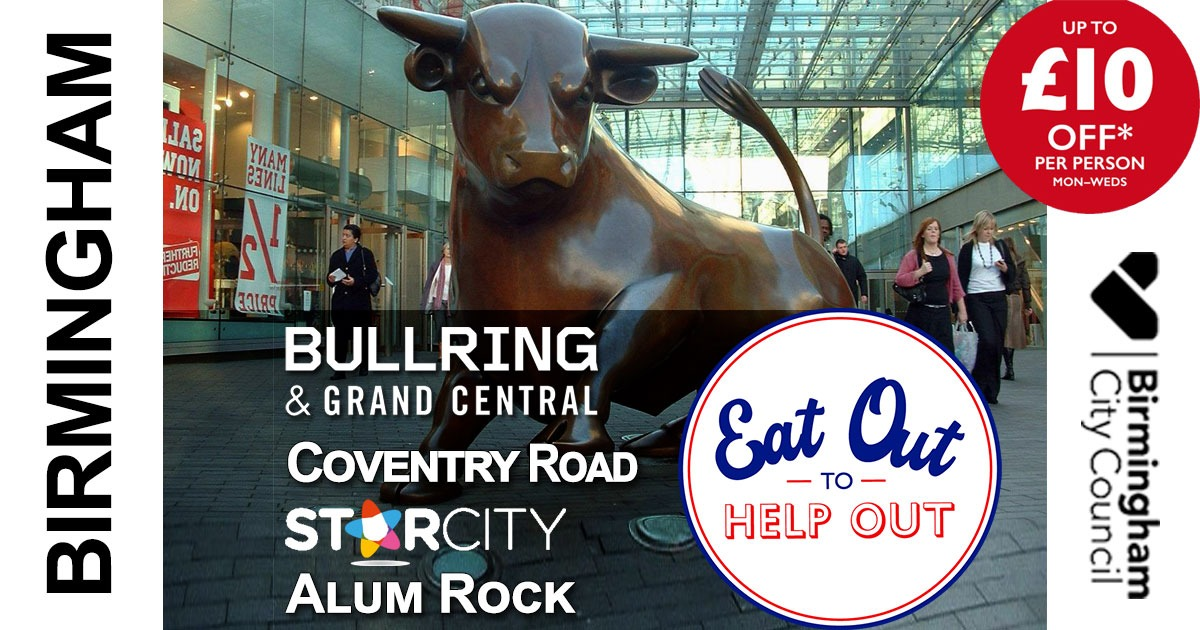 Eat Out To Help Out Birmingham B2 B10 Halal Restaurants Feed The Lion