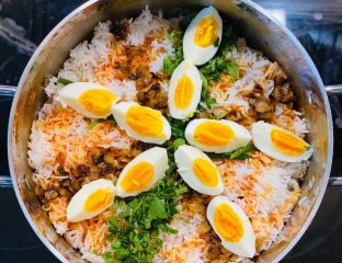 Chef A Lamb Biryani Halal Recipe