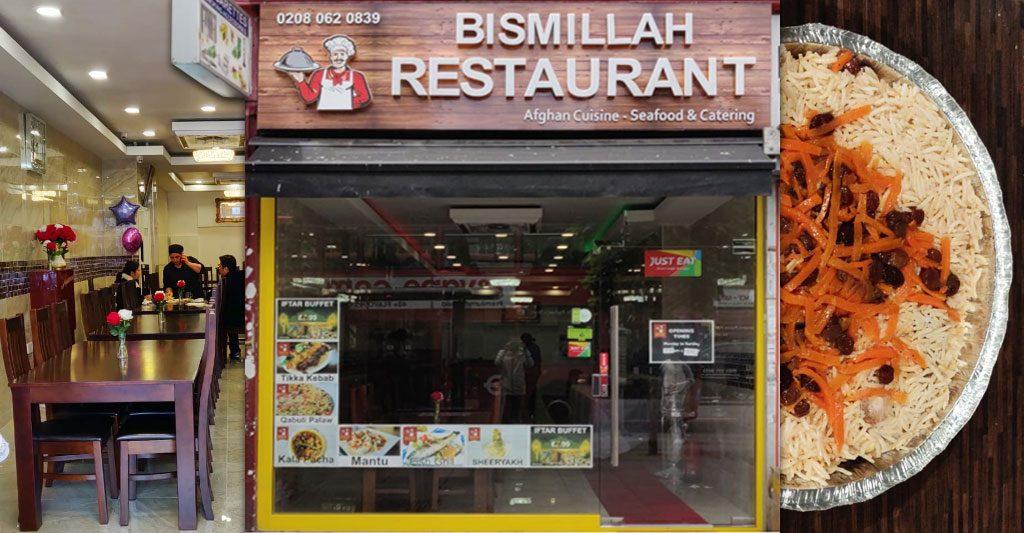 Bismillah Brings Afghani Cuisine To London Greenford Feed