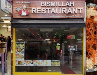 Bismillah Restaurant Greenford halal