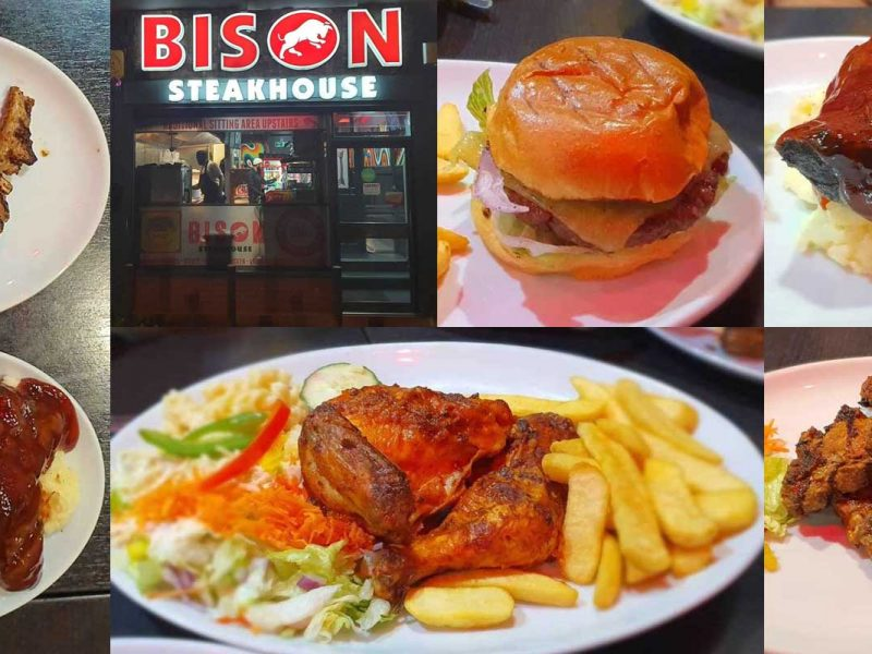 Bison Steakhouse Leeds Yorkshire HMC