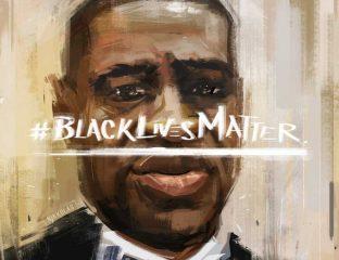 Black Lives Matter Racism Islamophobia UK
