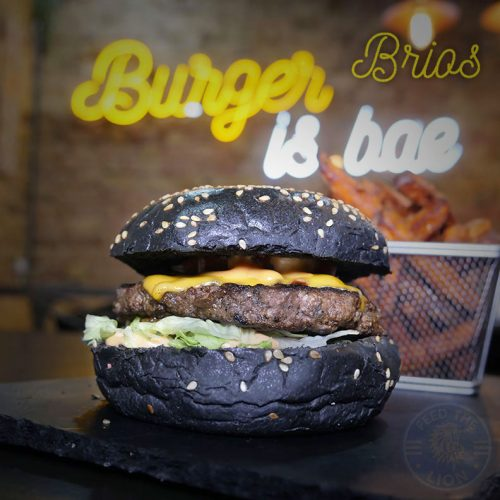 Brios Burgers Ealing Broadway London Restaurant Halal Gourmet
