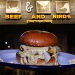 Beef & Birds Halal burger restaurant Spitalfields London Brick Lane