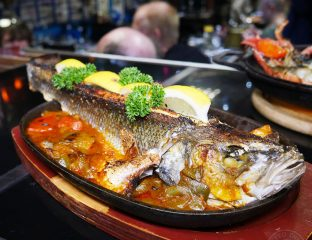 Bronek's International Fish Cuisine - Halal restaurant Northfields, London