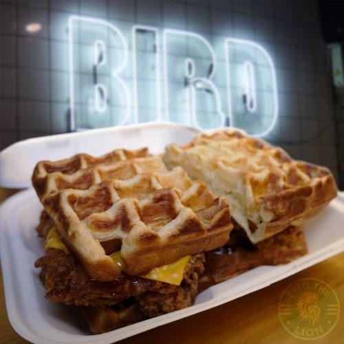Bird Halal Chicken restaurant Camden, London Eat Out To Help Out