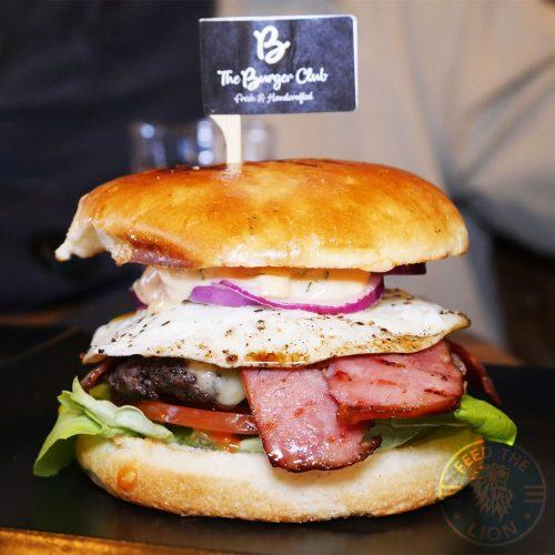 The Burger Club Halal American Banstead, Surrey restaurant