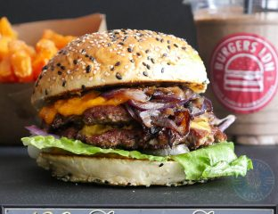 Burger LDN dark kitchen halal burgers London Whitechapel