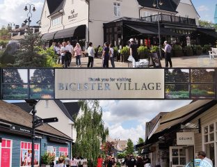 Bicester Village Halal restaurants