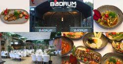 Bodrum Lounge London Park Royal restaurant Shisha