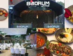 Bodrum Lounge London Park Royal restaurant Shisha