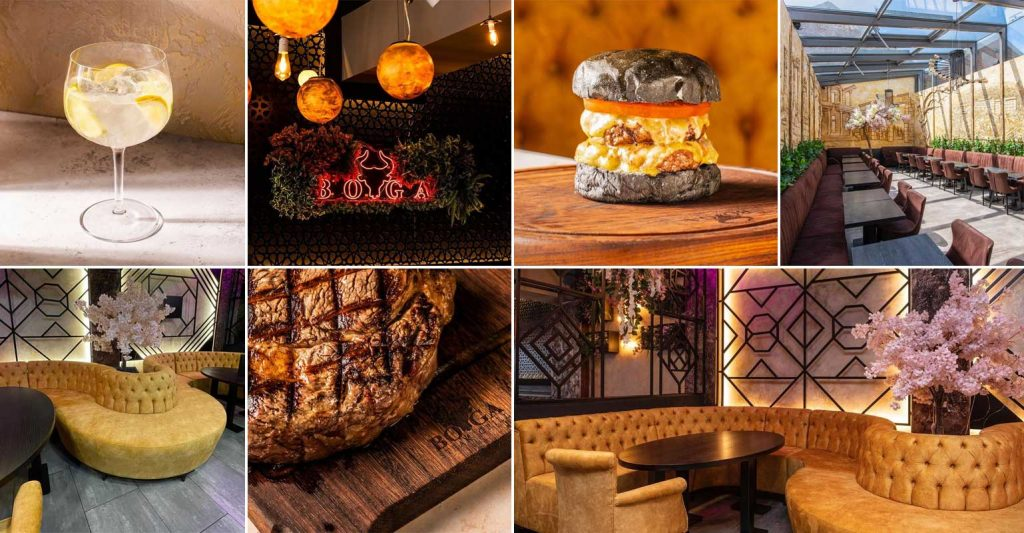 Boga Steak Grill Halal Restaurant Watford