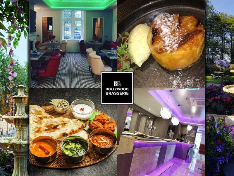 Bollywood Brasserie Bradford Indian West Yorkshire
