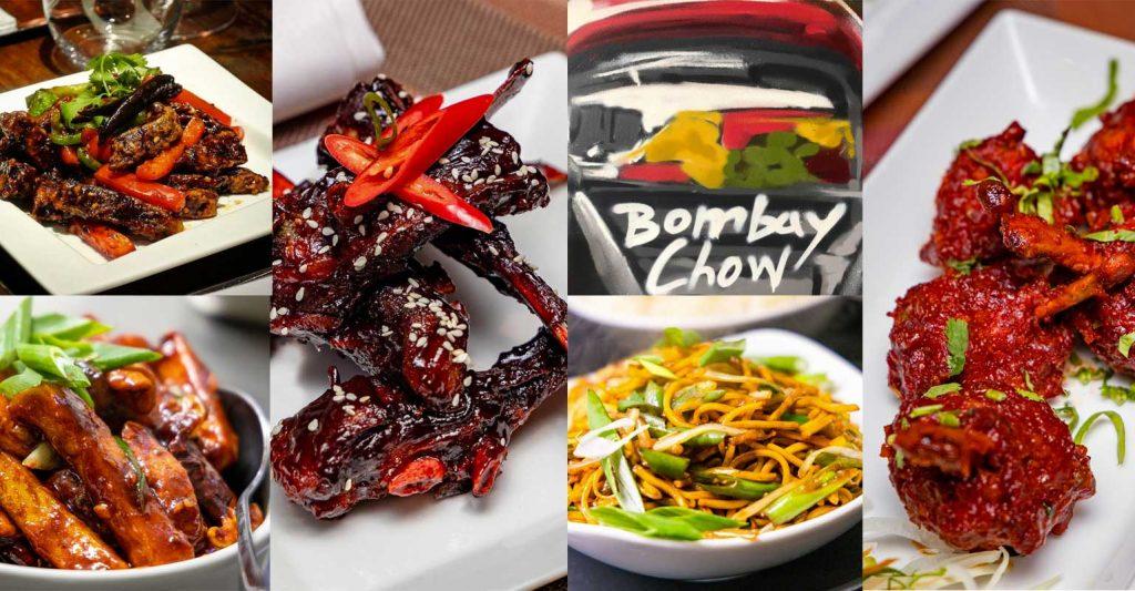 Bombay Chow Indo-Chinese Wembley London