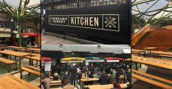 Brough Market Kitchen Halal Food London