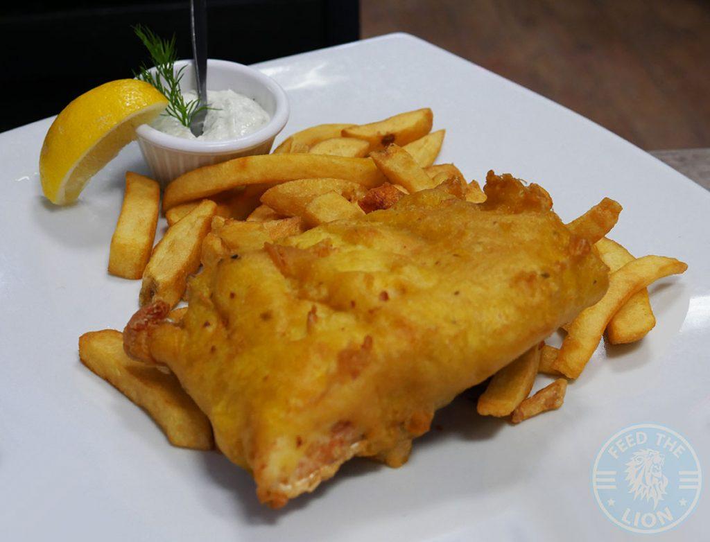 Bronek's International Fish Cuisine - Halal restaurant Northfields, London