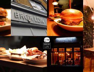 brgr ldn Barnsbury burgers london