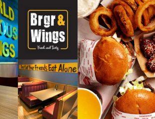 Brgr & Wings Halal Restaurant Fatburger Camden London