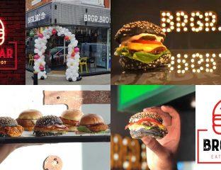 BRGR.BRO Leicester Burger Halal Restaurant