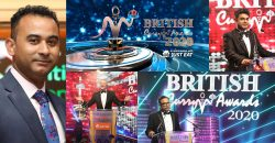 Halal British Curry Awards 2020 Pandemic Covid 19