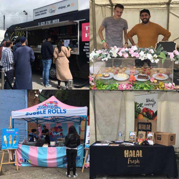 British Halal Food Festival 2019 Birmingham