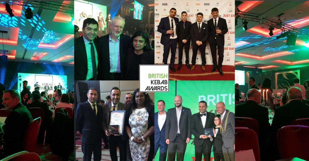 British Kebab Awards 2019 Halal Restaurants