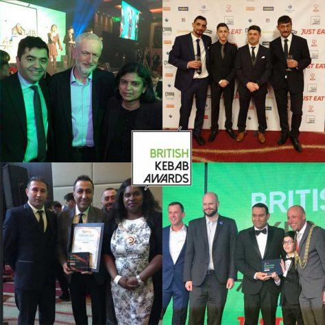 British Kebab Awards 2019 Halal
