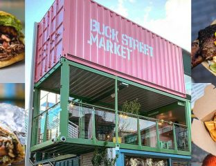 Buck Street Market Camden London