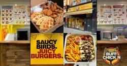 Buff Chick'n Halal Restaurant London Holloway