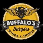 Buffalo's Halal burgers steaks wings Liverpool NSW Australia logo