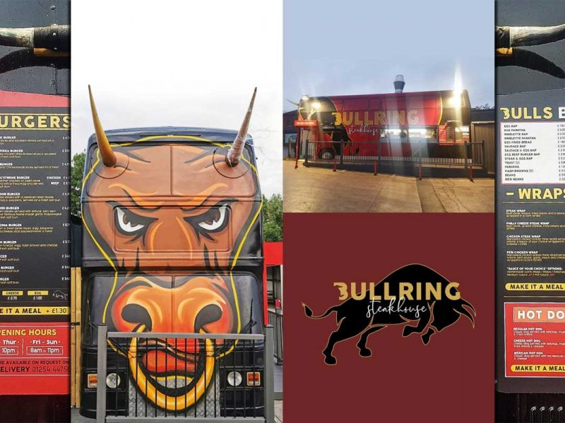 Bullring Steakhouse Steaks Burgers Blackburn
